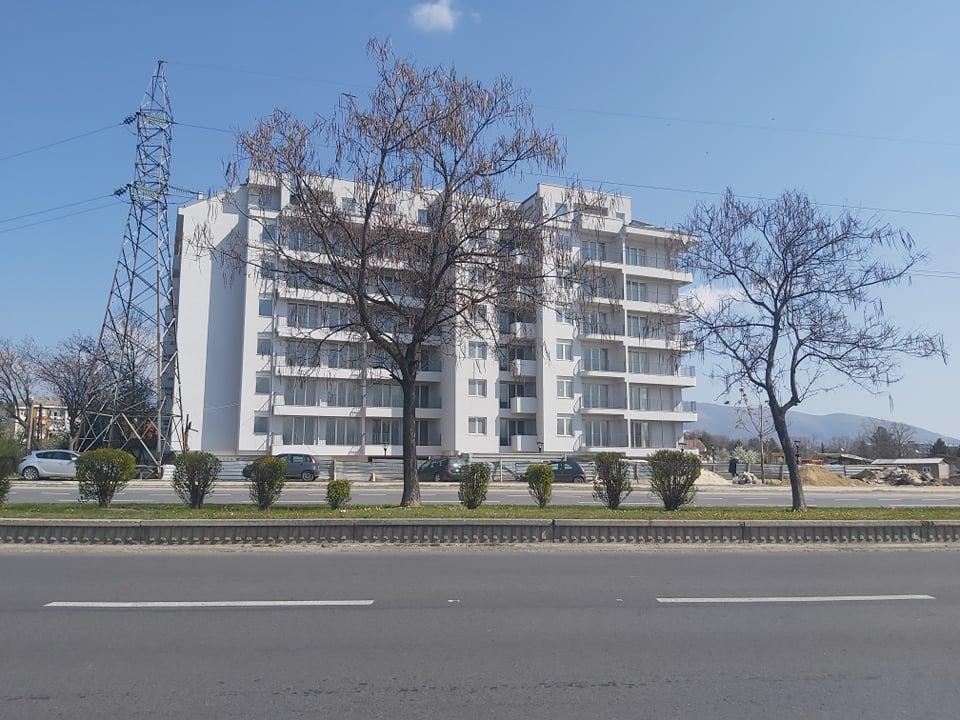 Влез на Скопје – покрај автопатот – нови вселиви станови од 54м2 до 94м2